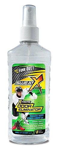 Sweat X Sport Odor Eliminator Spray - Odor Removal Clothes
