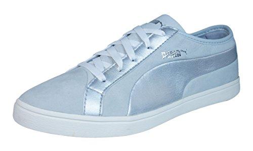 式遺伝子繁雑Puma Kai Lo Nubuck Womens Leather Sneakers / Shoes [並行輸入品]