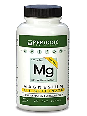 Periodic Essentials || Magnesium Bis-Glycinate