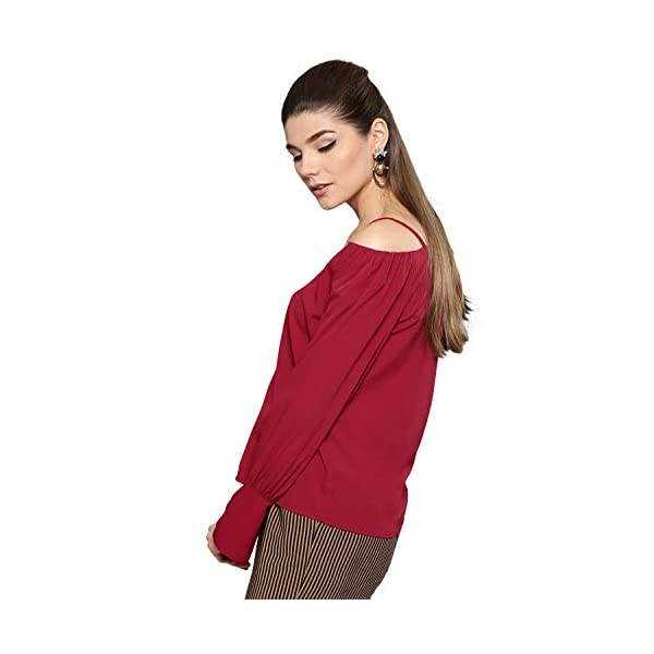 41zrg0 zOKL Harpa Women Shoulder Straps Solid Top