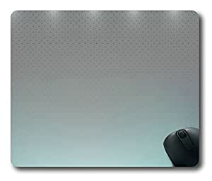 E-luckiycase Gray Background for Rectangle Mouse Pad by ruishername