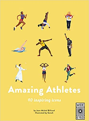 Billioud, J: 40 Inspiring Icons: Amazing Athletes: Amazon.es ...
