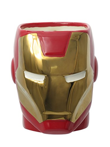Marvel Iron Man Super Hero Mug