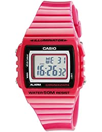 Casio Kids W215H-4A Classic Digital Stop Watch