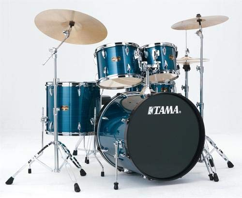 Tama New Imperialstar 5 Piece Complete Drum Kit