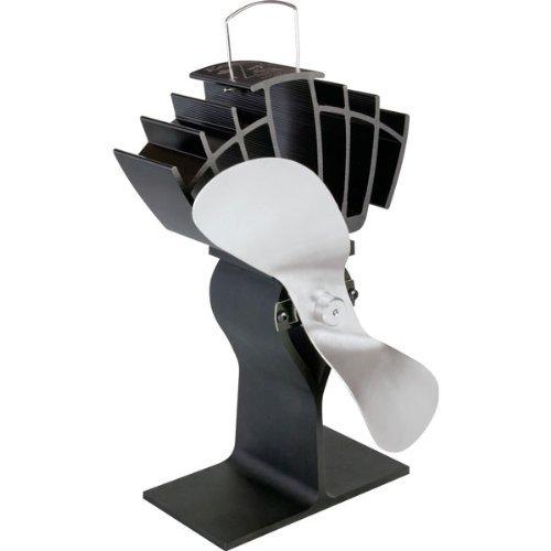 Caframo Ecofan 810 UltrAir - Ventilador de estufa con aspas de níquel, color negro y plateado: Amazon.es: Industria, empresas y ciencia
