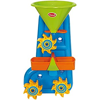 Amazon Com Gowi Toys Austria Tub Water Mill Toys Amp Games