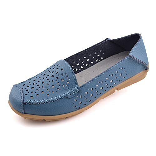 soft shoes office bottom ladies flat fashion single shoes D comfortable work casual Leather wedge shoes shoes FLYRCX qwTPZT