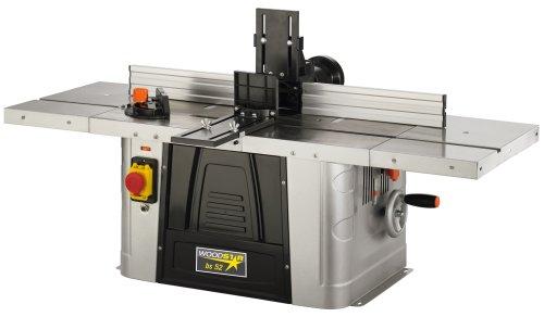 Woodster BS52 Fräsmaschine 230 V 1500 Watt