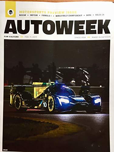 Autoweek Magazine February 11, 2019 | Motorsports Preview - Magazine Autoweek