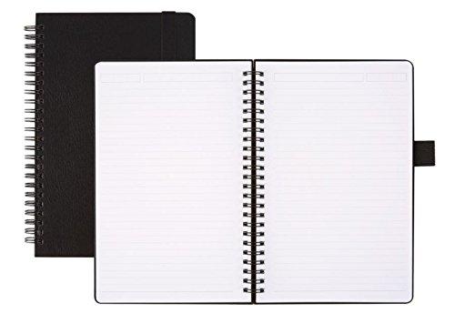 - Office Depot Brand Hard Cover Premium Business Notebook, Junior, 5 1/2