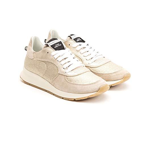 Donna Model Ntldgg02 Nero Sneakers Pelle Philippe bf7yvYg6