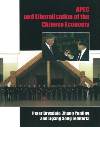 APEC and Liberalisation of the Chinese Economy