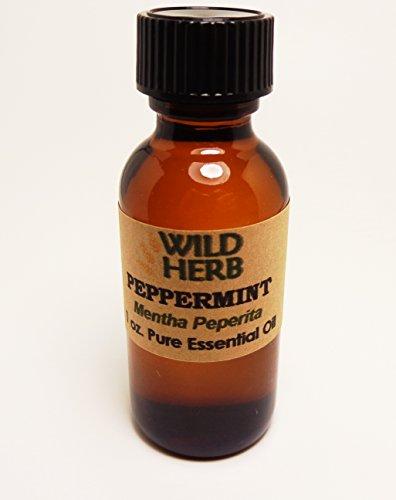 Bulk Peppermint Essential Oil Organic (32 oz)