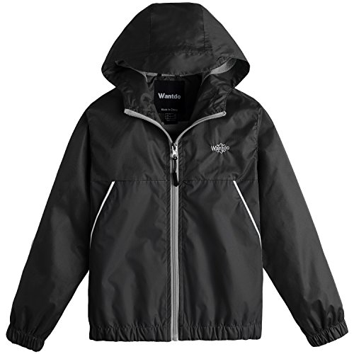 Boys Lightweight Hooded Jacket - 3