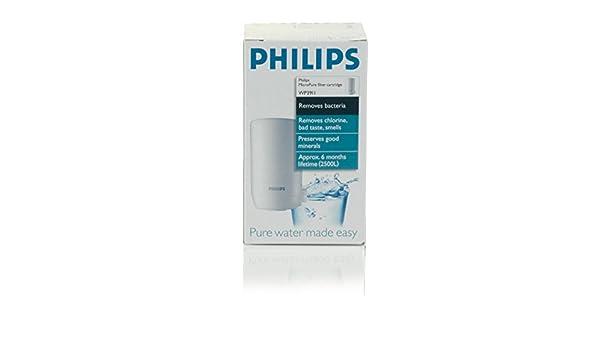 Philips Cartucho de - Filtro de Agua: Amazon.es: Hogar