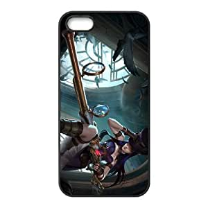 Caitlyn iPhone 5 5s Cell Phone Case Black DIY Gift pxf005-3616460