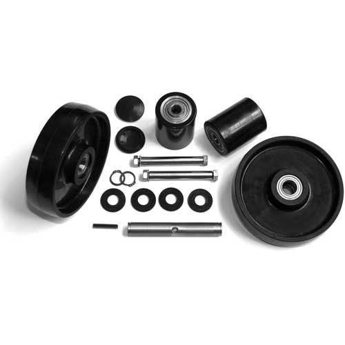 Gps-Complete-Wheel-Kit-For-Manual-Pallet-Jack-Fits-Lift-Rite-Big-Joe-Model-L-55