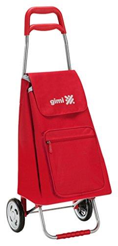 Gimi Argo Einkaufstrolley, blau Rot