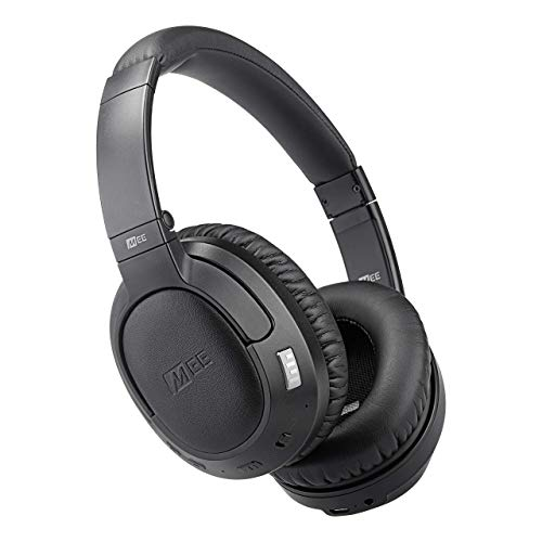 MEE audio Matrix Cinema ANC Bluetooth Wireless Active Noise Cancelling Headphones with aptX Low Latency, CinemaEAR Audio Enhancement, and Active Noise Cancellation