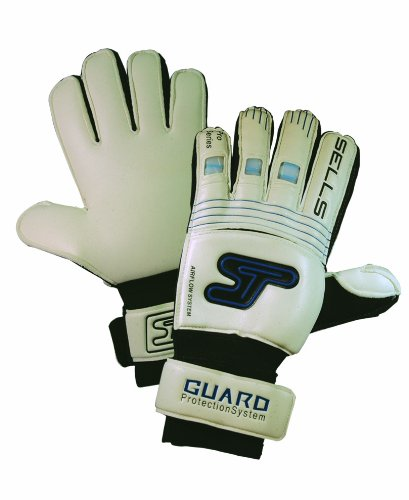 UPC 055493200222, Sells Junior Permagrip Guard Flat Goalkeeper Gloves, 7