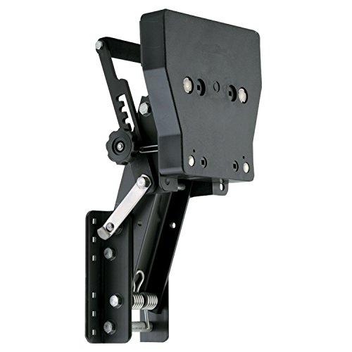 Garelick/Eez-In 71091:01 Aluminum Auxiliary Motor Bracket for 4 Stroke Motors