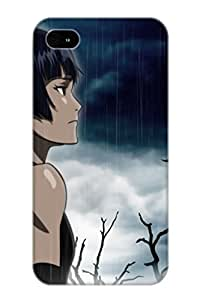 THYde BqUkTY-4-NErcD Anime Bleach Awesome High Quality ipod Touch4 Case Skin/perfect Gift For Christmas Day ending