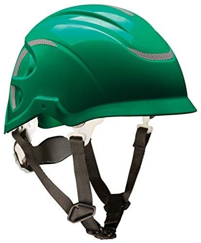 MSA 10186485 Nexus Linesman Vented Climbing Helmet, Green