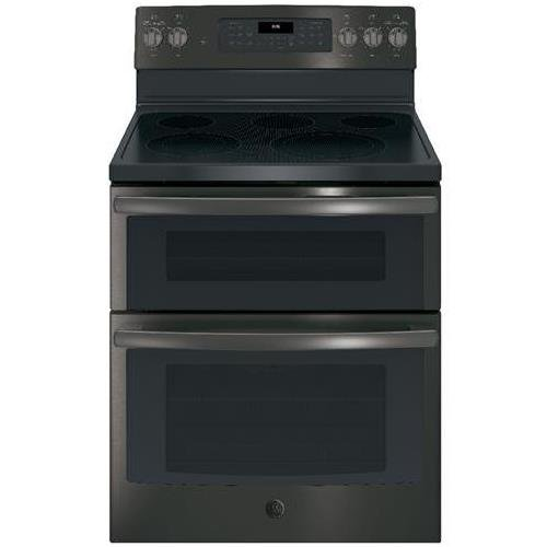 GE JB860BJTS Electric Smoothtop Double Oven Range