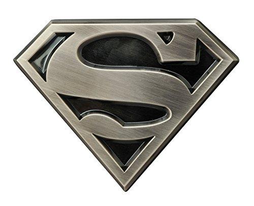 DIAMOND SELECT TOYS Superman: The Animated Series: Metal Logo Bottle Opener