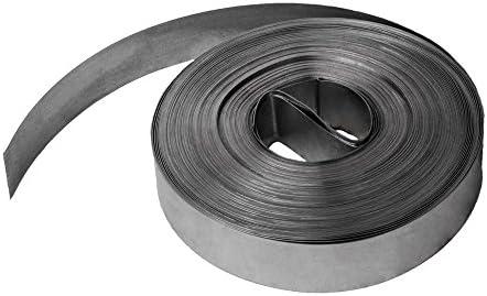 Diversitech 710-001 Strap,Metal,26ga x 1in x 100ft 1 Gray
