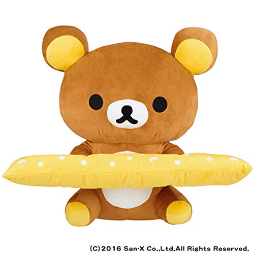 [San-X Rilakkuma PC cushion From Japan New] (Comic Book Character Costumes Uk)