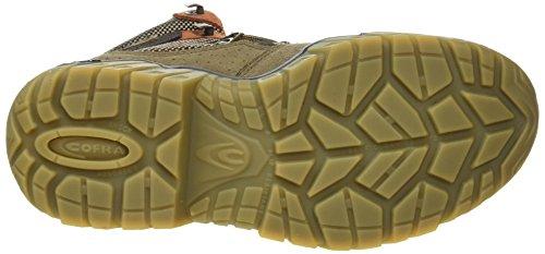 Cofra 80430-000.W41 Alpi S1 P Hro SRC Chaussure de sécurité Taille 41 Beige/Marron