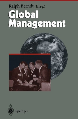 Global Management (Herausforderungen an das Management) (German and English Edition)