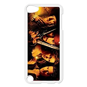 Pirates of the Caribbean iPod Touch 5 Case White Zguzr