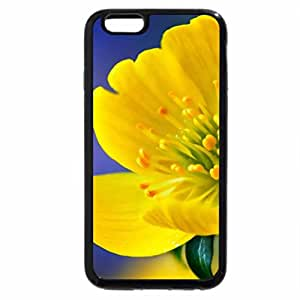 iPhone 6S / iPhone 6 Case (Black) Lovely flower