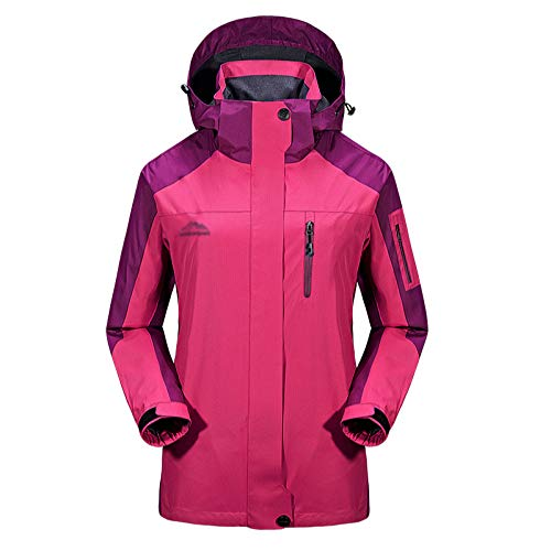 Épaississement De Molleton Manteau Garb conduite Montagne Auto Pink Vêtements Tour D'extérieur Jingrong fEq5nq