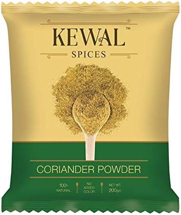 Kewal Coriander Powder Pouch, 200g