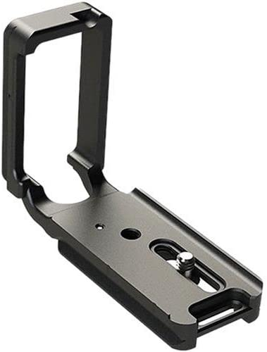 Kirk KES Quick Release L-Bracket for Sony Alpha A9 A7RIII and A7 Cameras