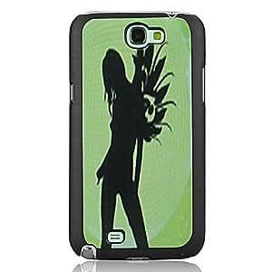 get Fallen Angel Pattern Hard Case for Samsung Galaxy Note 2 N7100