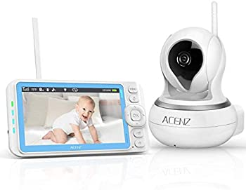 Acenz Video Baby Monitor with 5