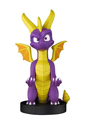 Exquisite Gaming Spyro Cable Guy - Nintendo Wii; GameCube