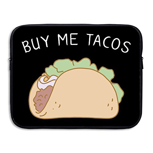 Costume Design Classes Philadelphia (BANA Custom Buy Me Tacos Waterproof Tablet Protective Bag 15 Inch)