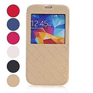 JOEView Window Flip PU Leather Case Cover for Samsung Galaxy S5 SV i9600