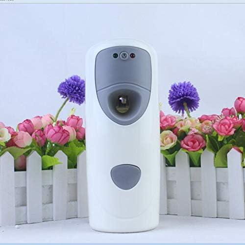 HDLWIS Badezimmer Aerosol-Spender, Duft Dispenser Parfüm Spray Air Auffrischer LCD Automatische Timer Non-aerosol