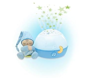 CHICCO Goodnight de estrellas proyector - azul: Amazon.es: Electrónica