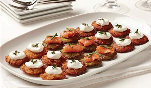 Linda's Gourmet Latkes, 48 Bite Size Latkes, Assorted, 16.8 ()