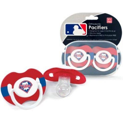Philadelphia Phillies MLB Baby Pacifiers