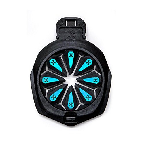 HK Army Epic Speed Feed - TFX - Sapphire - Black / Blue by HK Army