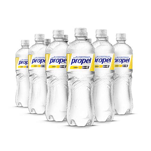 Propel Flavored, Lemon 500mL (12 Count)